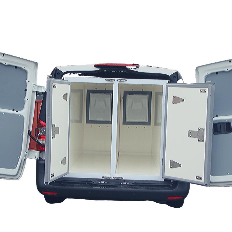 VebaBox met twee temperatuurzones