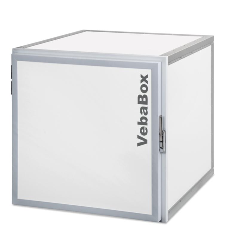 Vebabox freeze