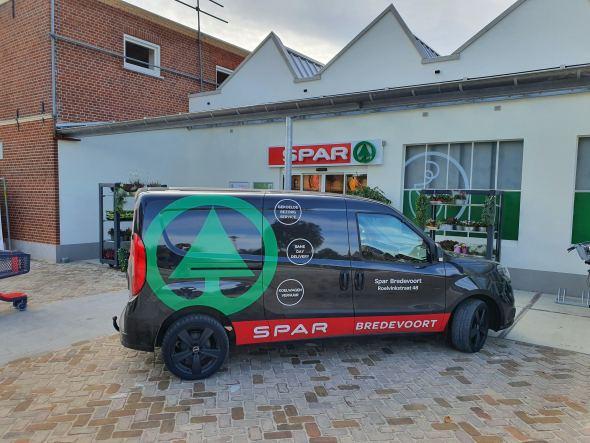 SPAR Bredevoort staat voor hoge kwaliteit en service