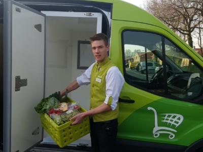 PLUS supermarkten: last mile delivery met koelverse, vries en ongekoelde producten