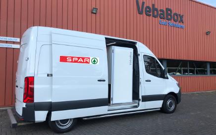 SPAR Genderen start met bezorging met VebaBox!
